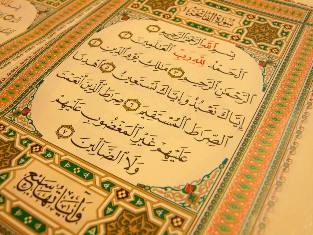 Al Fatihah Mengandung Isi Al Qur'an Seluruhnya, Ini Alasannya