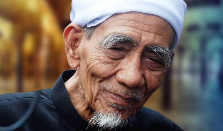 Al-'Allamah KH Maimoen Zubair