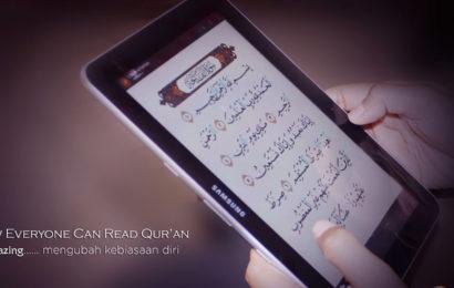 Hukum Menyentuh HP Yang Ada Aplikasi Al Qur'an