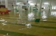 Bersuci Memakai Air Banjir Dalam Kondisi Terkena Banjir