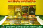 Dapatkan Buku Pintar Zakat dan Kupas Tuntas 41 Masalah Agama - Tim Tafaqquh Surakarta