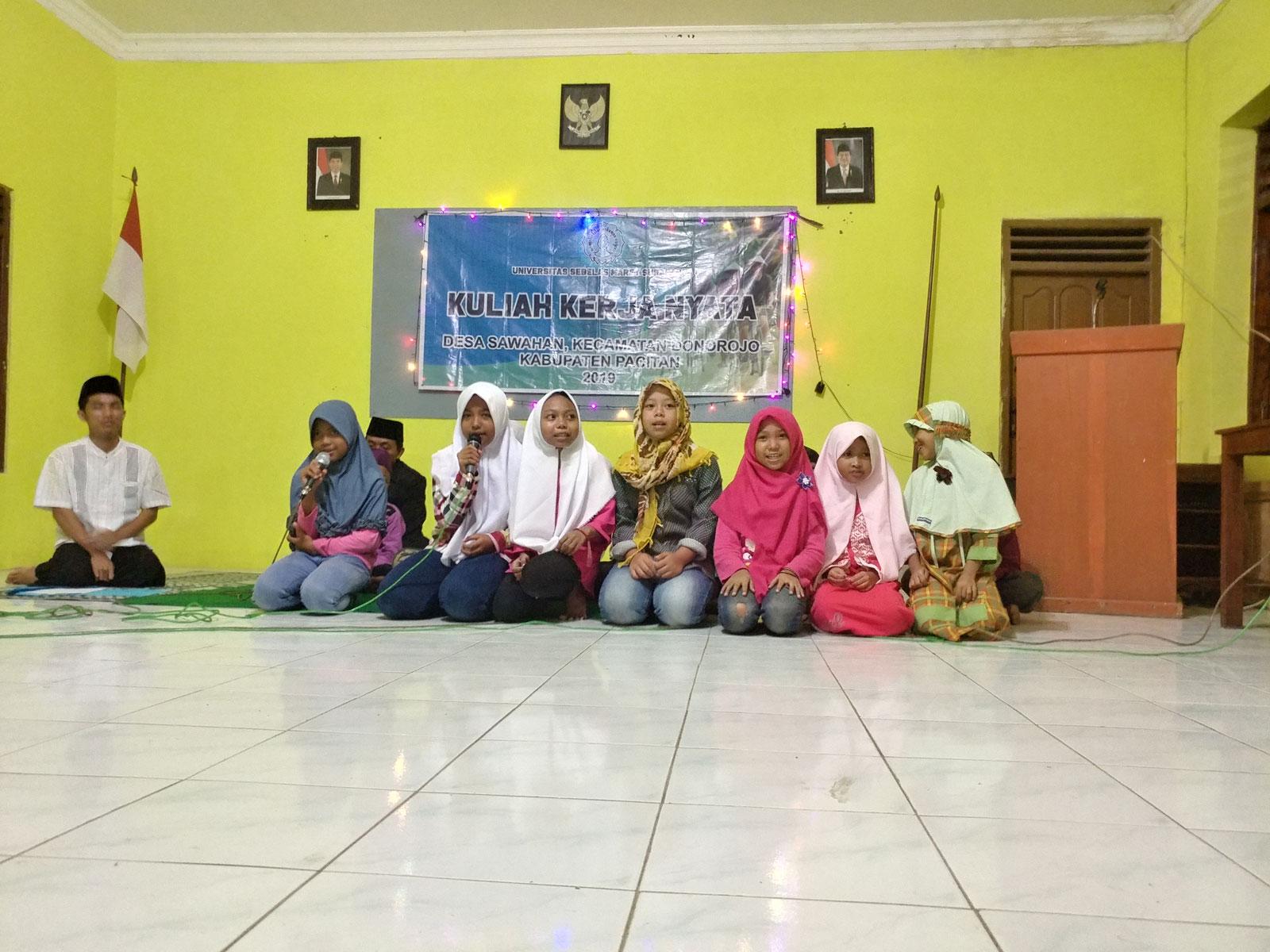 MP3 Pengajian Akbar Bersama Ustadz Ali Assegaf dan Mahasiswa KKN UNS 2019 di Pacitan