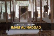11. Orang Yang Sempurna, Nasehat Imam Al-Haddad