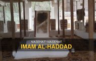 13. Memberlakukan Anggota Tubuh, Nasehat Imam Al-Haddad