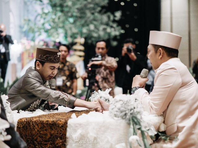 nadzar menikah