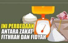 63. Perbedaan Zakat dan Fidyah